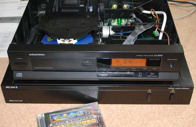 Grundig cd3000