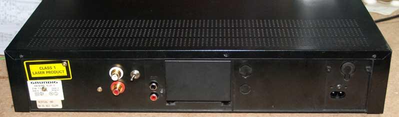 Grundig cd8100