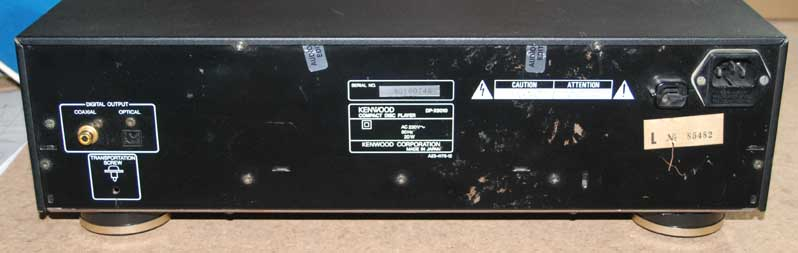 KENWOOD DPX 9010