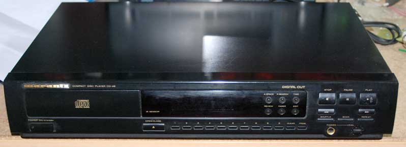 Marantz cd48
