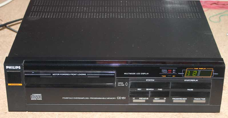 Philips cd 151