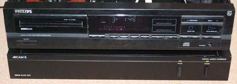 Philips cd 614