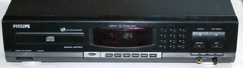 philips cd751