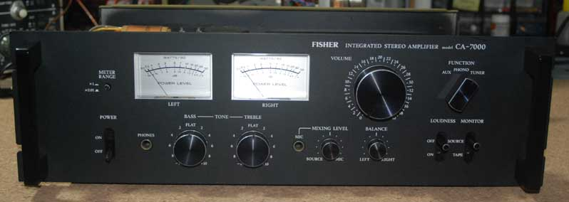 Fisher CA7000