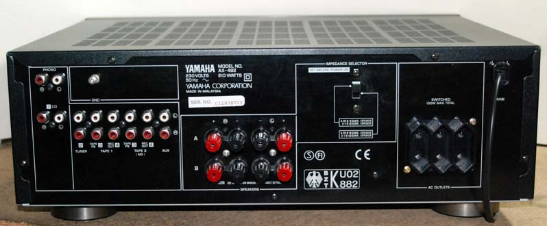 Yamaha AX-492